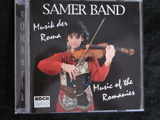Samer Band - Music Of The Romanies - Musik der Roma (CD)