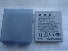 Batterie D'ORIGINE FUJIFILM Fuji NP-40 NP40 Panasonic LUMIX DMC-FX7R DMC-FX7W