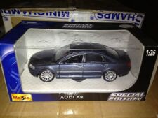 MAISTO Audi A8 Grey Color 1:26 Nice to own! NEW OLD STOCK!!!