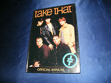 TAKE THAT BUCH DIN A4 HARDCOVER 1994  JEDE MENGE FOTOS & INFOS ROBBIE WILLIAMS