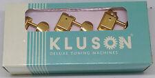 Meccaniche KLUSON vintage double line - gold