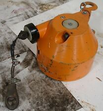 Packers Kromer Zero Gravity Tool Balancers Model # 7241-03 A8~ 18345LR
