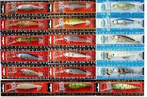 Lucky Craft Pointer 100 DD Fishing Japan Wobbler, Bait, Pike, Predators, Zander