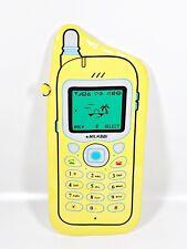 MILKBBI Cellular Pencil Case in Yellow