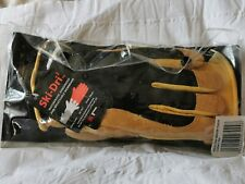 Gold Leaf Ladies Winter Touch Gardening Gloves