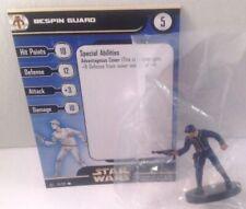 Star Wars Rebel Storm 41/60 Bespin Guard (C) Miniature