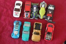 LOT 9 Car Toy Mattel. inc 1983-2001 Cars Vehicle Truck