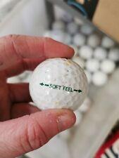 Srixon soft feel golf balls Green X20.