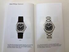 PATEK PHILIPPE Colección de Relojes 2001 - Español - Nautilus Aquanaut Calatrava