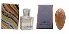 Womens Miniature Mini Travel Perfume x2  Paul Smith Extreme & Angel Muse