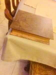 Dark Brown Decorative Book/Box