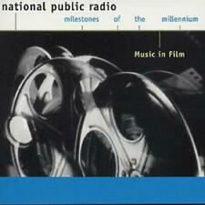 110 Used Cd: National Public Radio - Music In Film, Disc Near Mint