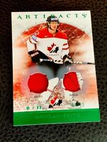 2012-13 12/13 UD Upper Deck Artifacts Emerald Duncan Keith Team Canada