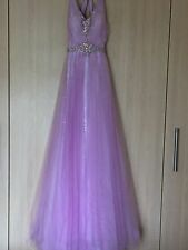 Stunning Prom/Pageant Dress, Size 10, Brand new, Lilac/Pink