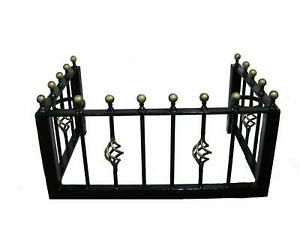 Wrought Iron Memorial Fence (MF17)