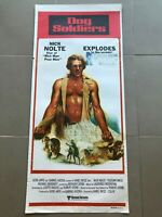 Original Movie Poster 13x30: Dog Soldiers (Who'll Stop the Rain) (1978)