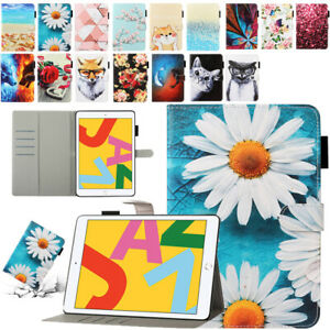 """Smart Leather Cover Stand Case Fr iPad 9.7"""" 5th 6th 7th 10.2"""" Mini Air Pro 10.5"""""""