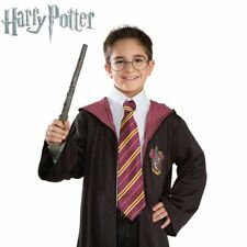 Official Harry Potter Tie Gryffindor Fancy Dress Costume Accessory