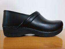 Dansko XP 2.0 Black Pull Up Women's Clogs - NEW - Choose Size & Width