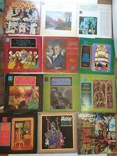 LOT of 13 CLASSICAL NM LPs NONESUCH - MOZART, MAHLER, HAYDN, SCARLATTI, TELEMANN