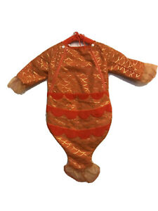 Baby Bunting Goldfish Costume. Infant/toddler Size 12-24 Months. FREE SHIPPING