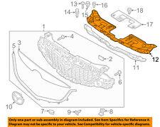 MAZDA OEM 13-15 CX-5 Front Bumper-Closure Panel KD4550716