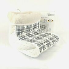 Beurer FWSE Electric Foot Warmer Cosy Great Condition Clean Lining Working VGC