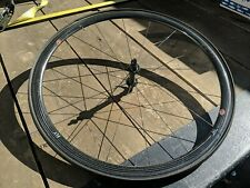 Nimble Fly 650cc Carbon Racing Front Bike Wheel Tufo Elite Jet Tire 26""