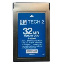 32MB Card for TECH2 (GM OPEL SAAB ISUZU SUZUKI Holden) with one brand software