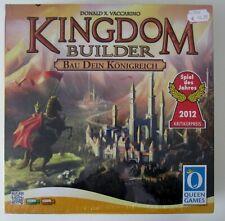 Genial, da NEU & OVP: KINGDOM BUILDER ! Grundspiel! IN FOLIE!!
