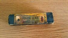 More details for vintage, gift, wwii french, poker dice