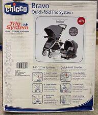 Chicco Bravo Quick Fold Trio System 3-in-1