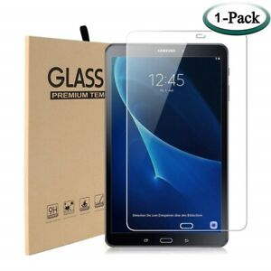 100% Tempered Glass Screen Protector Cover for Samsung Tab A 10.1 (2016) T580