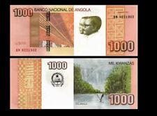 ANGOLA 1000 KWANZAS 2012 P 156b UNC