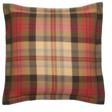 SOLD OUT NEW CHAPS RALPH LAUREN PLAID HUDSON RIVER VALLEY EURO SHAM 3 AVAILABLE!