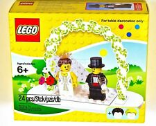LEGO Minifigure Wedding Table Decoration 853340 - Sealed