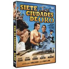 Seven Cities of Gold - Siete Ciudades De Oro (DVD)