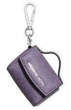 Michael Kors Ava Key Fob Bag Charm Coin Purse Wisteria NWT Original MK Key Fob