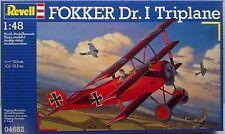 Revell 04682 Fokker Dr.I Triplane 1:48 Neu & versiegelt - Kombiversand möglich