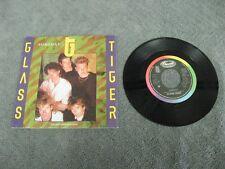 "Glass Tiger someday - 45 Record Vinyl Album 7"""