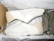OTZ Shoes Palladium Womens Casual Mesh Slip-On White Bianco 5