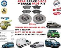 ATE Powerdisc Bremsenkit Audi A4 B6//B7 280 VORN 1LZ