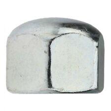 10x DIN 917 Sechskant-Hutmutter. niedr. Form. M 8. Stahl galv. verzinkt farblos