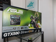 ASUS NVIDIA GeForce GTX 580 (1536 MB) Graphics Card-Graphic Card/400