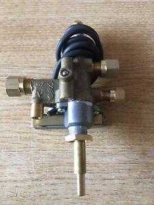 Manual Gas Control Valve c/w Piezo & Ignition Lead, Multiglow. Gas Fires