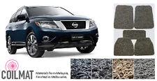 2013-Current Nissan Pathfinder R52 - Customised PVC Coil Car Floor Mats