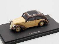 Autocult 1:43 Zbrojovka Z6, ivory-brown, Czech Republic, 1935