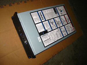 7141AC1- IBM x3850M2,4x Xeon E7330, 16GB, 2x 73GB, Redundant Power