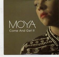 (EJ805) Moya, Come and Get It - 2013 DJ CD