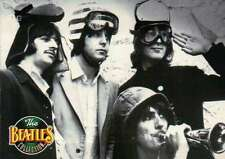 The Fab Four Sporting Crazy Head Gear, July 28, 1968 --- Beatles Trading Card